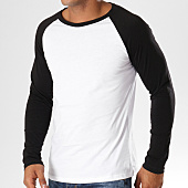 /achat-t-shirts-manches-longues/frilivin-tee-shirt-manches-longues-5125-blanc-noir-155020.html