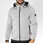 /achat-vestes/indicode-jeans-veste-zippee-capuche-logan-gris-chine-155037.html