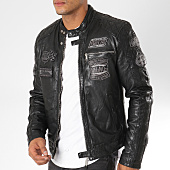 /achat-vestes-cuir/redskins-veste-cuir-patchs-brodes-ripper-calista-noir-154932.html