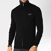 /achat-cardigans-gilets/antony-morato-gilet-zippe-mmsw00806-noir-155276.html