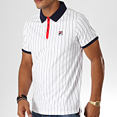 /achat-polos-manches-courtes/fila-polo-manches-courtes-bb1-684386-blanc-155254.html