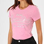 /achat-t-shirts/superdry-tee-shirt-femme-vintage-logo-sport-entry-g10011kr-rose-chine-155344.html