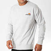 /achat-sweats-col-rond-crewneck/ellesse-sweat-crewneck-1032n-gris-clair-chine-155517.html
