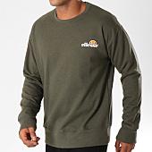 /achat-sweats-col-rond-crewneck/ellesse-sweat-crewneck-1032n-vert-kaki-chine-155522.html