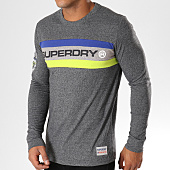 /achat-t-shirts-manches-longues/superdry-tee-shirt-manches-longues-trophy-m60314ar-gris-anthracite-chine-jaune-155507.html