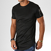 /achat-t-shirts-longs-oversize/uniplay-tee-shirt-oversize-avec-poche-uy277-noir-155498.html