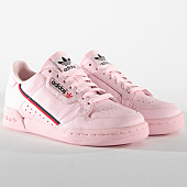 /achat-baskets-basses/adidas-baskets-femme-continental-80-b41679-clear-pink-scarlet-collegiate-navy-155720.html
