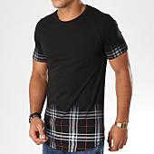 /achat-t-shirts-longs-oversize/berry-denim-tee-shirt-oversize-jak-074-noir-rouge-gris-155643.html