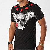 /achat-t-shirts/berry-denim-tee-shirt-jak-079-noir-rouge-155647.html