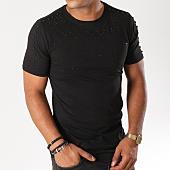 /achat-t-shirts-longs-oversize/berry-denim-tee-shirt-oversize-jak-075-noir-155653.html