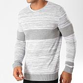 /achat-pulls/john-h-pull-3177-gris-clair-chine-blanc-155799.html