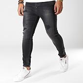/achat-jeans/le-temps-des-cerises-jean-tapered-915-jog-noir-156053.html
