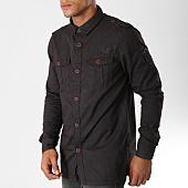 /achat-chemises-manches-longues/mz72-chemise-manches-longues-doom-noir-156020.html