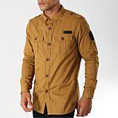 /achat-chemises-manches-longues/mz72-chemise-manches-longues-doom-camel-156028.html