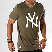 /achat-t-shirts/new-era-tee-shirt-team-logo-new-york-yankees-11863694-vert-kaki-155940.html