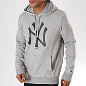 /achat-sweats-capuche/new-era-sweat-capuche-team-logo-new-york-yankees-11863700-gris-chine-155948.html