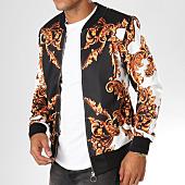 /achat-vestes/uniplay-veste-zippee-up-t520-noir-blanc-dore-renaissance-155923.html