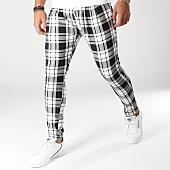 /achat-pantalons-carreaux/classic-series-pantalon-a-carreaux-b-4-noir-blanc-156193.html