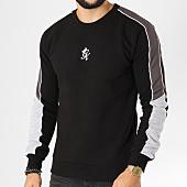 /achat-sweats-col-rond-crewneck/gym-king-sweat-crewneck-gotti-noir-gris-156120.html