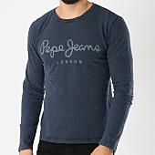 /achat-t-shirts-manches-longues/pepe-jeans-tee-shirt-manches-longues-denim-bleu-marine-156064.html