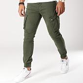 /achat-pantalons-cargo/paname-brothers-pantalon-cargo-jerry-vert-kaki-156215.html