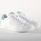 /achat-baskets-basses/sergio-tacchini-baskets-gran-torino-stm824103-white-green-156399.html