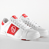 /achat-baskets-basses/sergio-tacchini-baskets-parigi-classic-stm824126-white-red-156413.html
