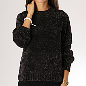 /achat-pulls/vero-moda-pull-femme-mula-lurex-noir-rose-156429.html