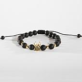 /achat-bracelets/california-jewels-bracelet-b928-noir-dore-156589.html