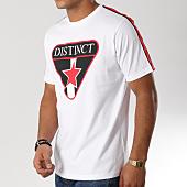 /achat-t-shirts/distinct-tee-shirt-avec-bandes-star-blanc-156548.html