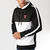 /achat-sweats-capuche/distinct-sweat-capuche-bicolore-blanc-noir-156554.html