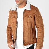 /achat-vestes/frilivin-veste-zippee-suedine-col-mouton-qq515-camel-156606.html