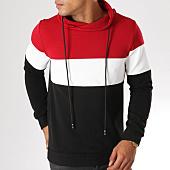 /achat-sweats-col-rond-crewneck/frilivin-sweat-amplified-3932-rouge-blanc-noir-156652.html