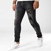 /achat-jeans/mtx-jean-slim-avec-zip-ke6655-gris-anthracite-156627.html