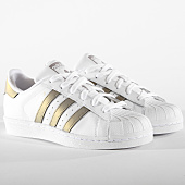 /achat-baskets-basses/adidas-baskets-superstar-d98001-footwear-white-grey-four-gold-metalic-156851.html