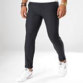 /achat-pantalons-carreaux/classic-series-pantalon-a-carreaux-28020-bleu-marine-noir-156735.html