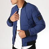 /achat-vestes/classic-series-veste-zippee-mz8029-bleu-marine-156762.html