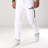 /achat-pantalons-joggings/ellesse-pantalon-jogging-molleton-classic-blanc-156804.html