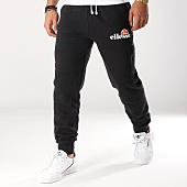 5dfc46092c19 Ellesse - Pantalon Jogging Molleton Classic Noir