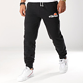 /achat-pantalons-joggings/ellesse-pantalon-jogging-molleton-classic-noir-156809.html