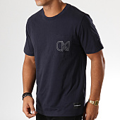 /achat-t-shirts-poche/calvin-klein-tee-shirt-poche-ckj-graphic-9612-bleu-marine-156900.html