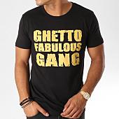 /achat-t-shirts/ghetto-fabulous-gang-tee-shirt-impact-noir-156940.html