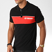 /achat-polos-manches-courtes/yamaha-polo-manches-courtes-pick-noir-rouge-156970.html
