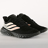 /achat-baskets-basses/adidas-baskets-sobakov-bb7674-core-black-clear-orange-157135.html