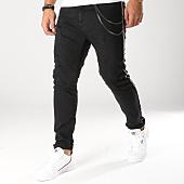/achat-jeans/uniplay-jean-slim-avec-bandes-jk01-noir-157102.html