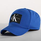 /achat-casquettes-de-baseball/calvin-klein-casquette-monogram-0752-bleu-roi-157193.html