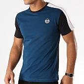 /achat-t-shirts/sergio-tacchini-tee-shirt-ilan-37696-bleu-petrole-noir-157274.html