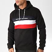 /achat-sweats-capuche/classic-series-sweat-capuche-fario-noir-rouge-blanc-157405.html