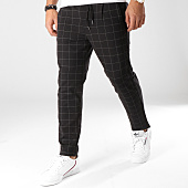 /achat-pantalons-carreaux/jack-and-jones-pantalon-a-carreaux-vega-trash-noir-157435.html