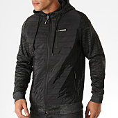 /achat-sweats-zippes-capuche/brave-soul-sweat-zippe-capuche-delton-noir-chine-157655.html
